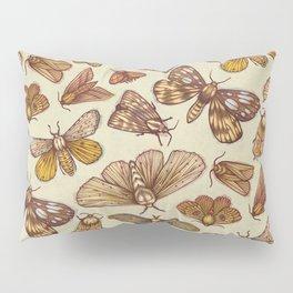 Moth Pattern Pillow Sham