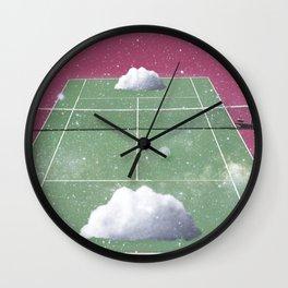 TenisDream Wall Clock