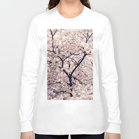 Cherry Blossom * Long Sleeve T-shirt