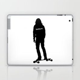 Longboard Passion Laptop & iPad Skin