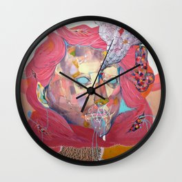 in my nature Wall Clock