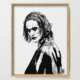 The Crow (Brandon Lee) Serving Tray
