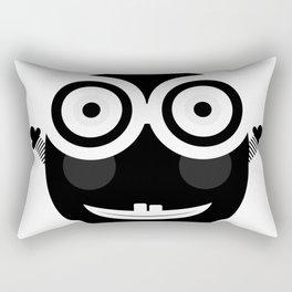 Happy Little Chappy Rectangular Pillow