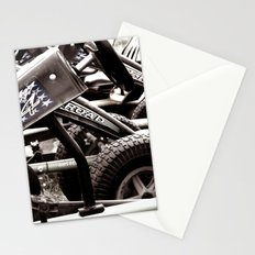 Pedal Cars Stationery Cards