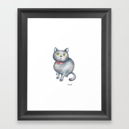 mint Framed Art Print