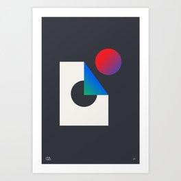 Relatives 25 Art Print