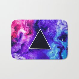 Black Hole Trinity Bath Mat
