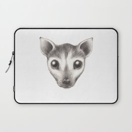 Spectacled Flying Fox Laptop Sleeve