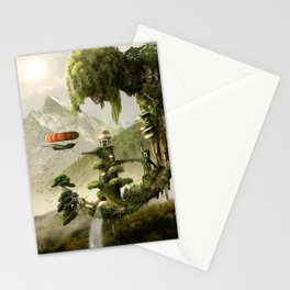 Giant Willow Fantasy Stationery Cards