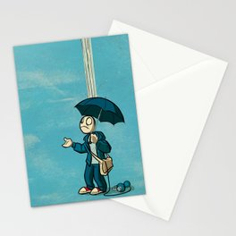 The Li'l Depressed Boy:  Lonely Heart Blues Stationery Cards