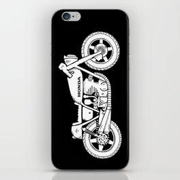 Honda CB750 - Café racer series #1 iPhone Skin