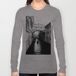 Bridge of Sighs, Venice.  Long Sleeve T-shirt
