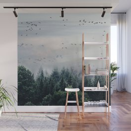 Into the wild #04 Wall Mural