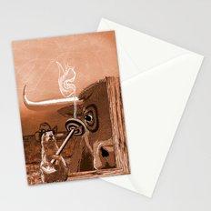 Bulls Eye Stationery Cards