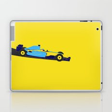 Alonso Renault F1 Laptop & iPad Skin