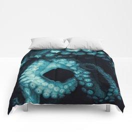 Lure ~ Teal version Comforters