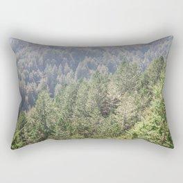 Mt Tamalpais Rectangular Pillow
