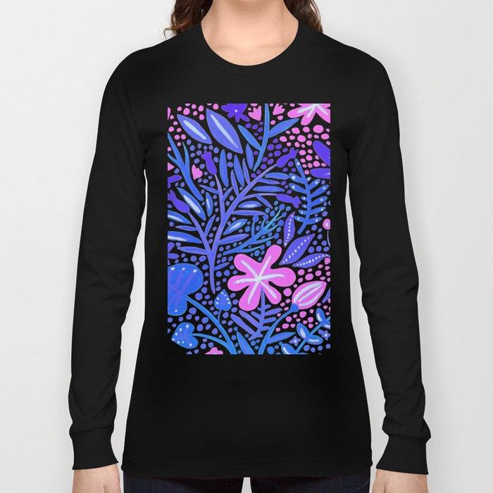 Garden – Indigo Palette Long Sleeve T-shirt