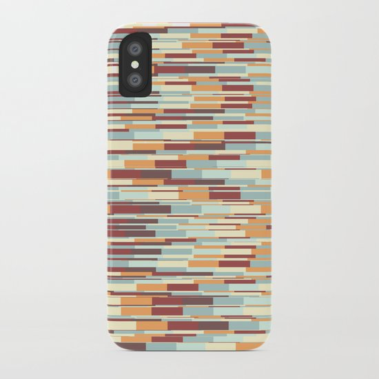 Abstract pattern 67 iPhone Case