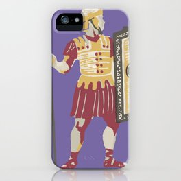 ROMAN SOLDIER  iPhone Case