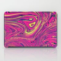 psychedelic iPad Cases featuring Psychedelic by Idle Amusement