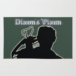 Daryl Dixon-Dixon's Vixen Rug