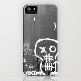 Crania iPhone Case