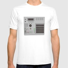 Mpc 2000 Mens Fitted Tee MEDIUM White
