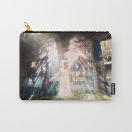 Her Winged Elegance Carry-All Pouch