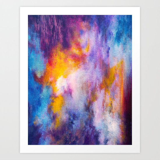 Textures/Abstract 63 Art Print