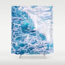 My Inner Sea Shower Curtain
