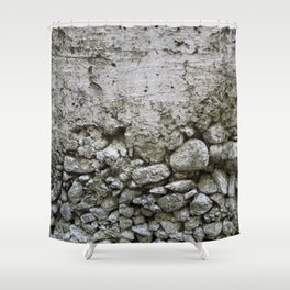 earth textures Shower Curtain