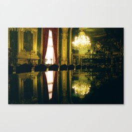 Napolean's Apartment Pt ll Canvas Print