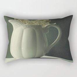 Just still Rectangular Pillow