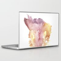 vagina Laptop & iPad Skins featuring Verronica's Vagina Print by Nipples of Venus