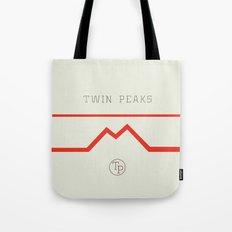 Twin Peaks High School Tote Bag