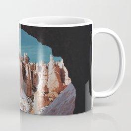 Through the Tunnel II Coffee Mug