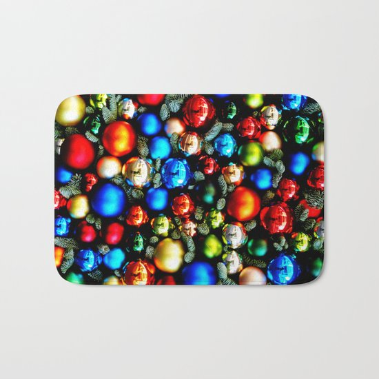 Christmas1 Bath Mat
