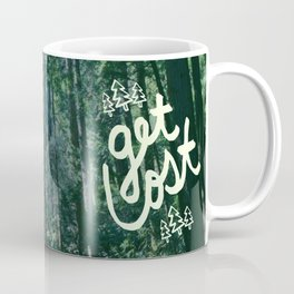 Get Lost x Muir Woods Coffee Mug