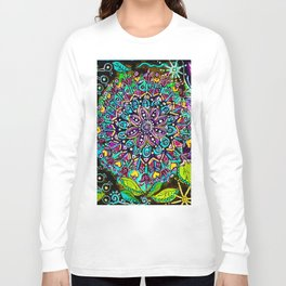 Flora and Fauna Long Sleeve T-shirt