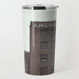 American Life Travel Mug