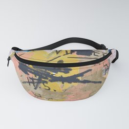 Boom For Real Fanny Pack