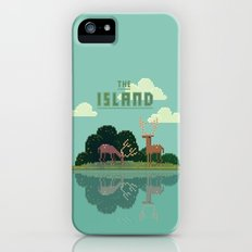 The Island iPhone SE Slim Case