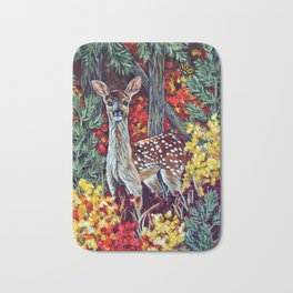 Autmn Deer Bath Mat