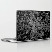 brussels Laptop & iPad Skins featuring Brussels by Line Line Lines