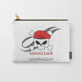 UNSCHOOLER Carry-All Pouch