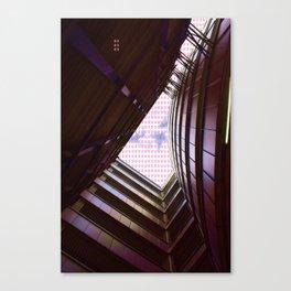 Glasgow Above 03 Canvas Print