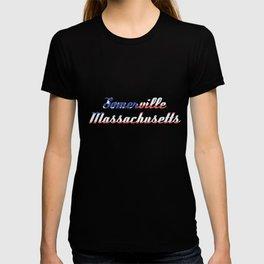 Somerville Massachusetts T-shirt