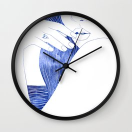 Nereid XXXI Wall Clock