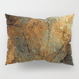Rust Texture 69 Pillow Sham